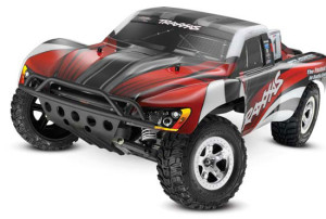 Rent a Traxxas Slash to try out on the track. There is limited availability, so they're first come, first serve and as-available.